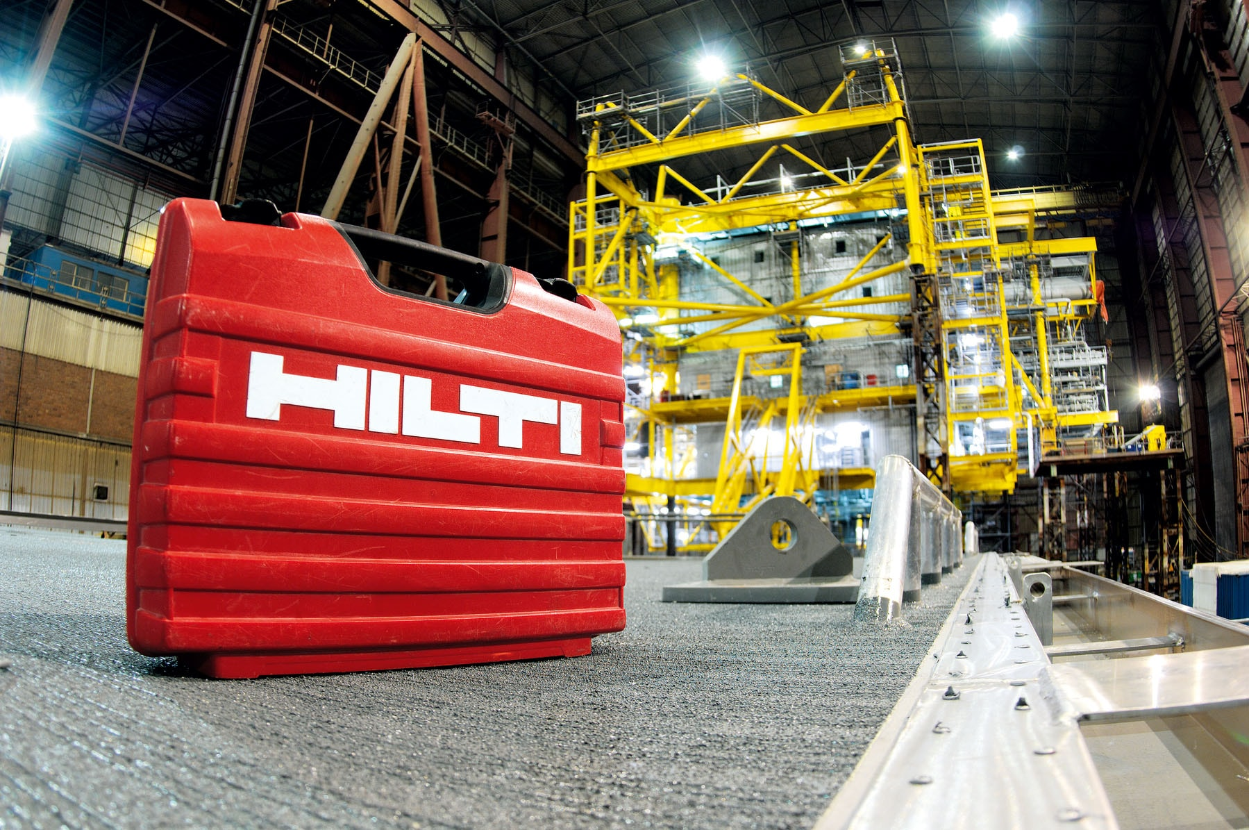 Fleet Management Software >> Corporate Strategy - Hilti Singapore