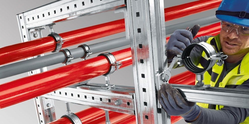 Piping solution MIQ system for heavy duty applications