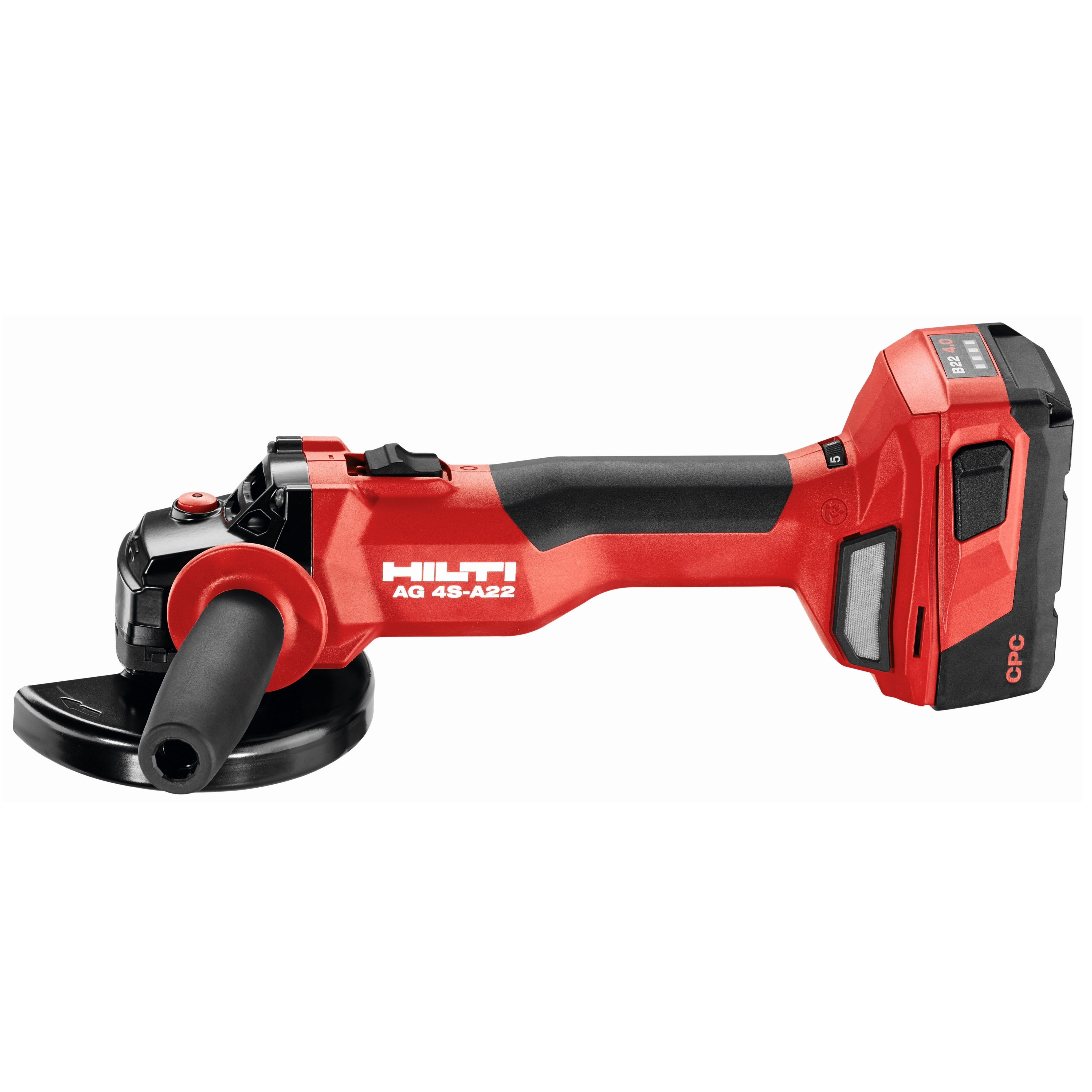 AG 4S-A22 cordless angle grinder