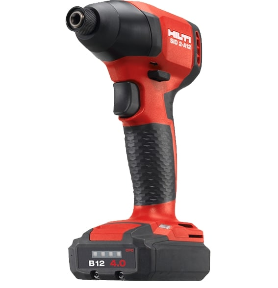 Cordless performance in a small package with SID 2-A12