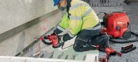 Hilti HIT-RE 100 Standard epoxy mortar for anchoring and rebar connections in concrete Applications 1
